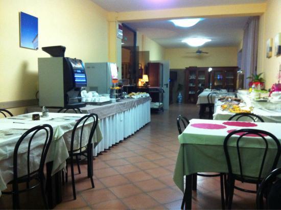 Hotel Avana Mare: Colazione