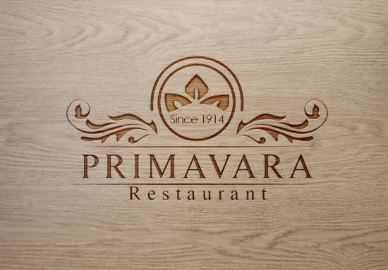 Restaurant Primavara: Official Logo