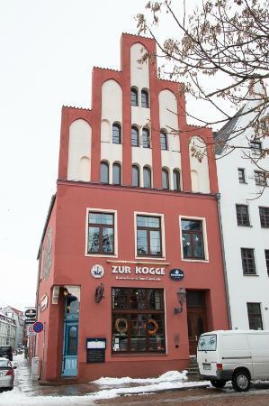 Zur Kogge: Gebäude