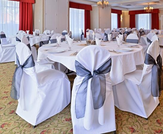 BEST WESTERN PLUS Regency Inn & Conference Centre: Crown Banquet  Room