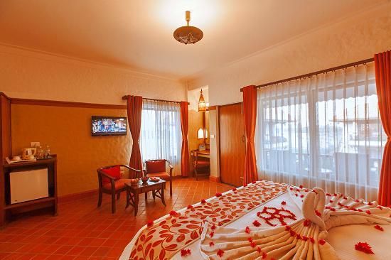 Green Park Chitwan Honeymoon Suite - Picture of Green Park Chitwan