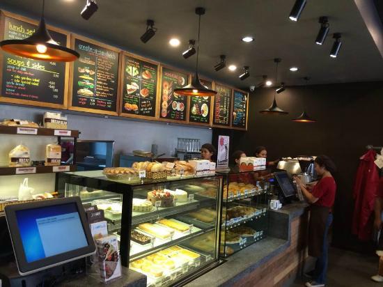 Joma Bakery Cafe Phnom Penh Street 456 Amp 155