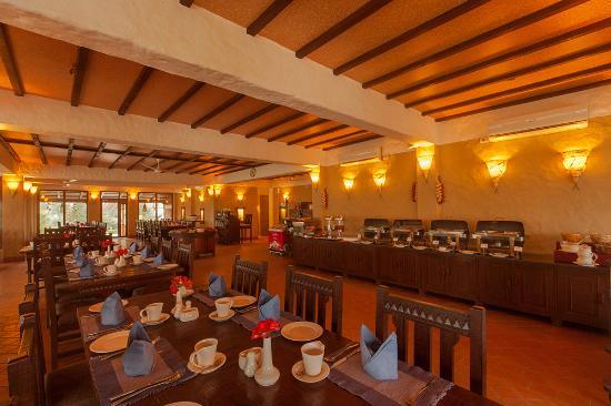 Green Park Chitwan Restaurant - Picture of Green Park Chitwan