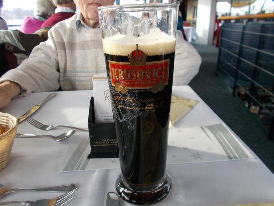 Elbufer Dresden: real ale?