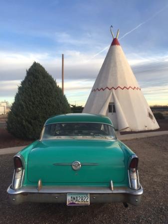 Holbrook, AZ: Vintage fun