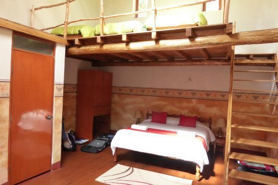 Hosteria & Spa Tradicion Colca: Notre chambre