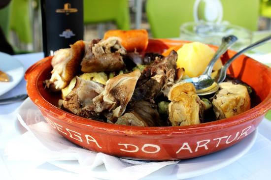 Adega do Artur: Cozido à Portuguesa