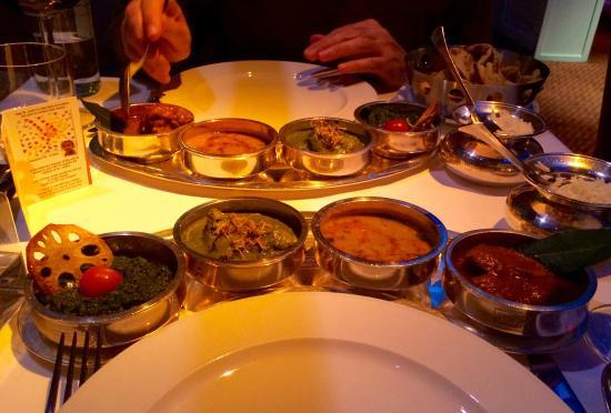 Chutney Indian Restaurant Menu