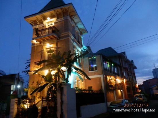 Residence Lapasoa: l'hotel