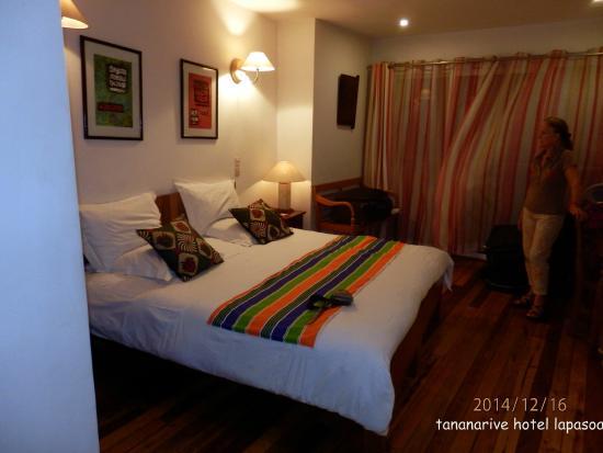 Residence Lapasoa: chambre