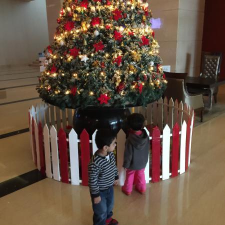 DoubleTree by Hilton Gurgaon-New Delhi NCR: New year