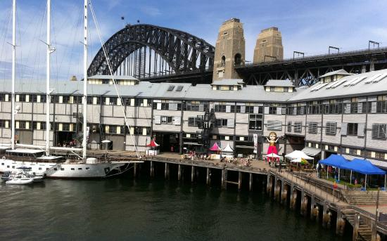 Sydney Theatre Company: View From The Wharf