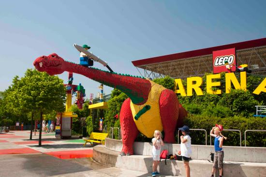 Gunzburg Germany  city pictures gallery : Dino Lego Picture of Legoland Germany, Gunzburg TripAdvisor