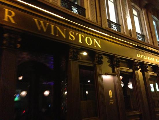 Sir Winston: Winston Mice restaurant