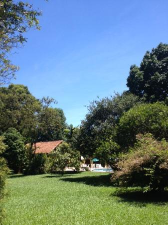 Hotel Do Campanario: Adoro verde!