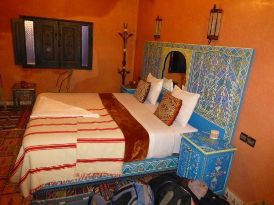 Riad Jnane Imlil : bedroom