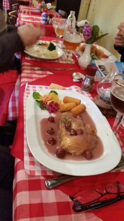 La Villette : Quelques plats ---