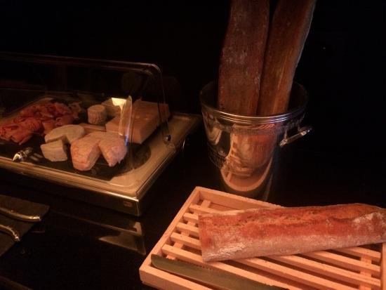 Hotel Icone : Petit déjeuné