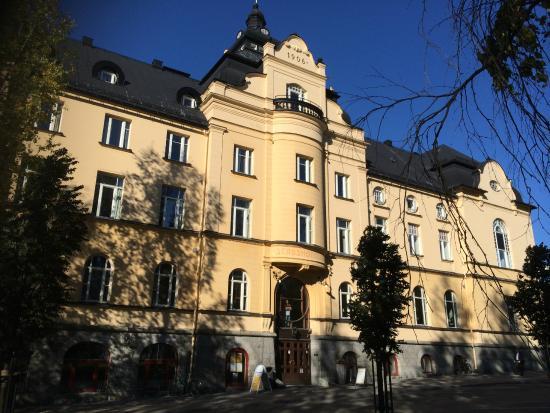 Pitea Stadshotell: Vacker hotellbyggndad