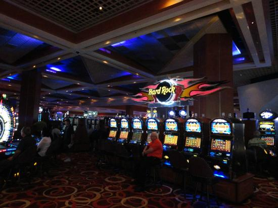 Hard rock casino orlando address
