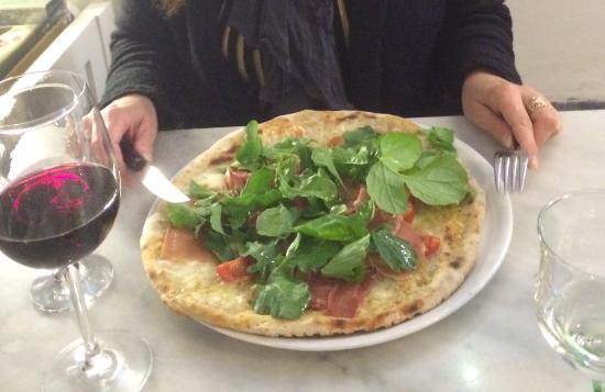 Margo's : Best pizza