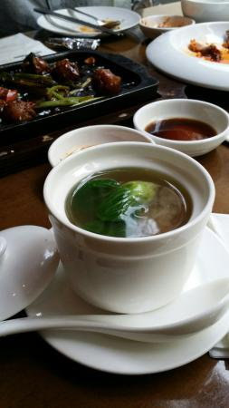 ZaoZiShu (JiangNing) : soup.. rather salty