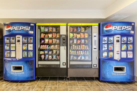 Motel 6 Salinas South - Monterey Area : Vending