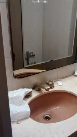 Hotel Sheltown: Banheiro