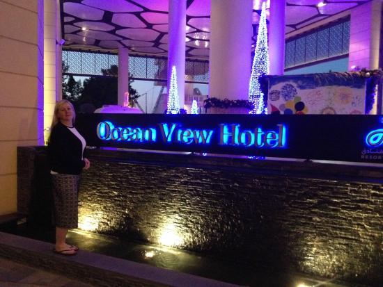 Hotel name picture of ja ocean view hotel dubai for Dubai best hotel name