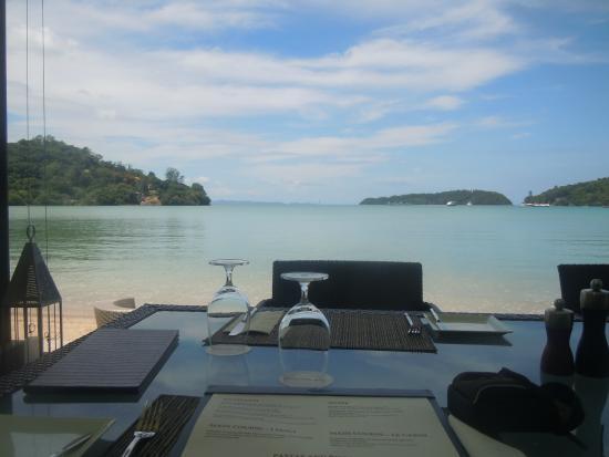 Restaurant De La Plage Picture Of Crowne Plaza Phuket Panwa Beach