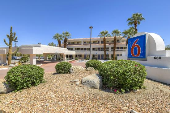 Motel 6 Palm Springs Downtown
