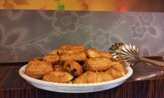 Soho Boutique Hotel : Buffet Breakfast