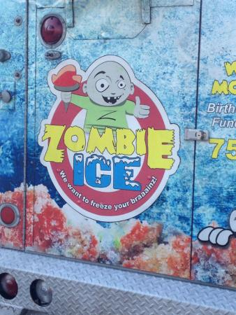 Zombie Ice Picture Of The Shops At Pembroke Gardens Pembroke Pines Tripadvisor