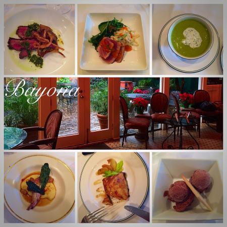 Bayona : Amazing food and great service!