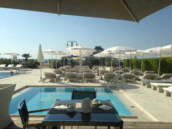 Hotel Ril: Hotel-Pool