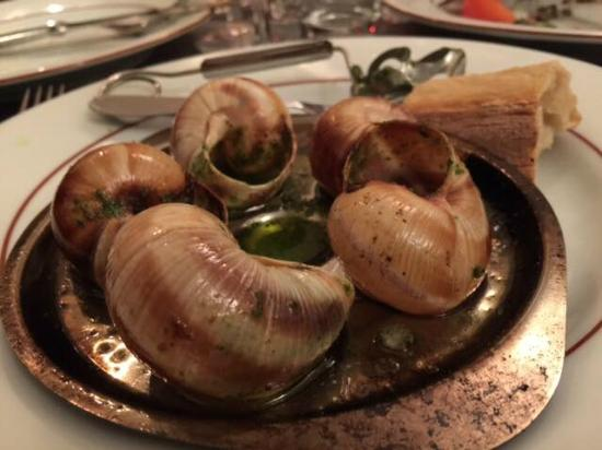 Les Racines : Escargot