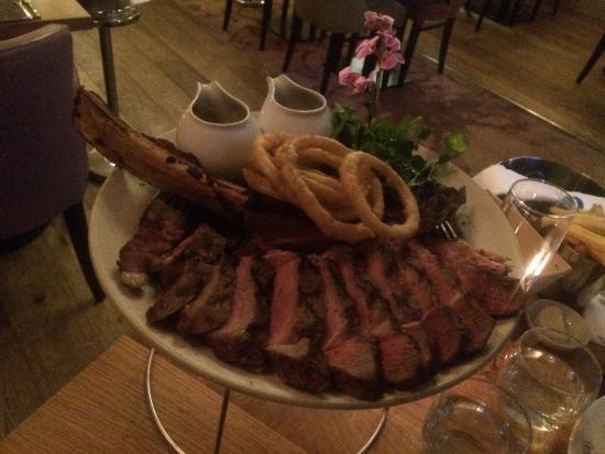 Banjo : Tomahawk steak - worth trying!!