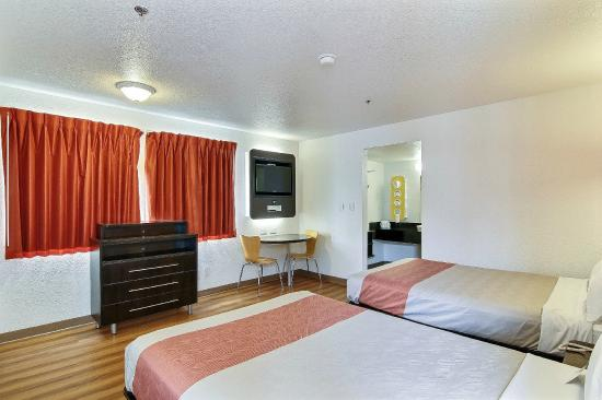 Motel 6 Ventura South: Guest Room