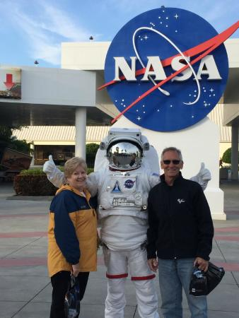 Discovery Beach Resort: Kennedy Space Center