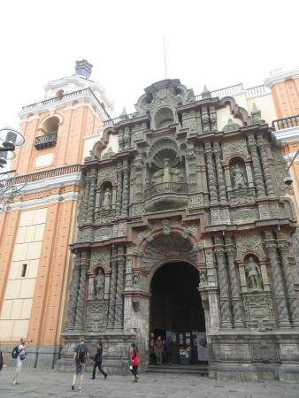 Iglesia y Convento La Merced