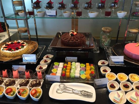 A small part of a huge and amazing buffet - Picture of ... - photo#20