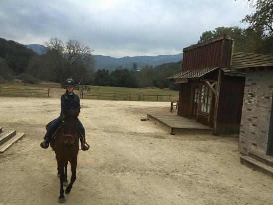 Malibu Riders Inc: Riding through Old West Town