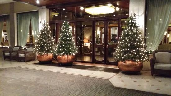 Hotel President Terme: l' entrée
