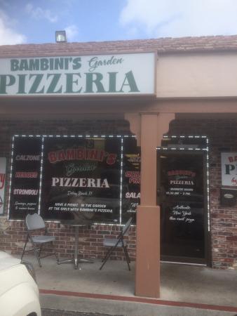 Bambini's Garden Pizzeria