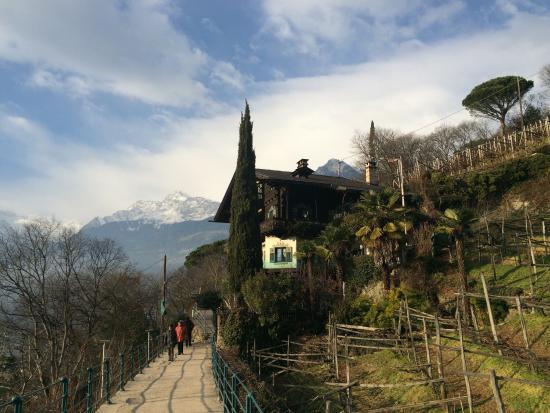 Tappeiner Promenade: На тропинке