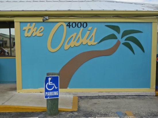 World Famous Oasis Restaurant: the Oasis