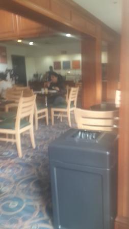 Comfort Inn & Suites San Francisco  Airport North: area de desayuno