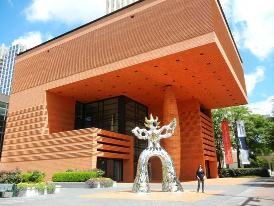 Bechtler Museum of Modern Art - Picture of Bechtler Museum of ...
