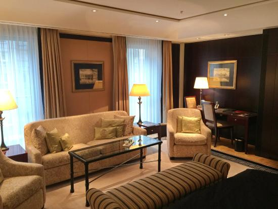 Hotel Adlon Kempinski: Junior-Suite