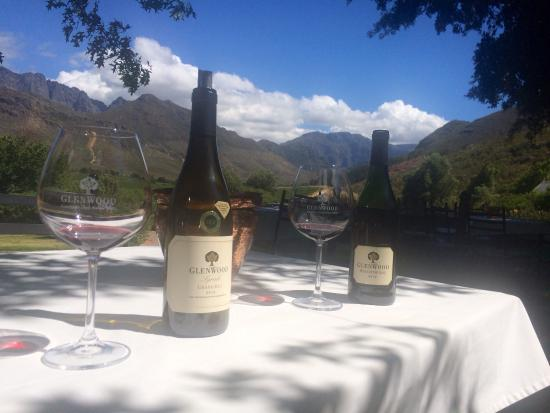 Glenwood Vineyards : A must if you visit South Africa